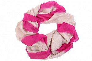 Накидка-палантин Raymonda Цвет Бежевый, Розовый (70х190 см)