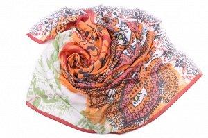 Накидка-палантин Quinlan Цвет: Оранжевый (100х180 см). Производитель: Ганг