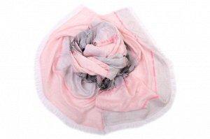 Накидка-палантин Boniface Цвет: Серый, Розовый (70х180 см). Производитель: Ганг