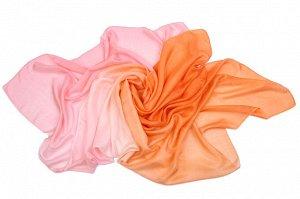 Накидка-палантин Nicolette Цвет: Оранжевый, Розовый (110х175 см). Производитель: Ганг