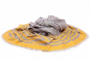Накидка-палантин Thomasina Цвет: Сиреневый, Желтый (73х198 см). Производитель: Ганг