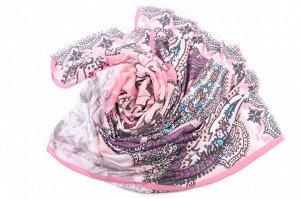 Накидка-палантин Malone Цвет: Розовый, Сиреневый (100х180 см). Производитель: Ганг