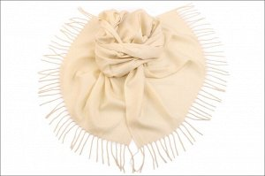 Накидка-палантин Clairene Цвет Молочный (60х170 см)