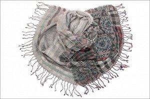 Накидка-палантин Regena Цвет Мультиколор (65х189 см)