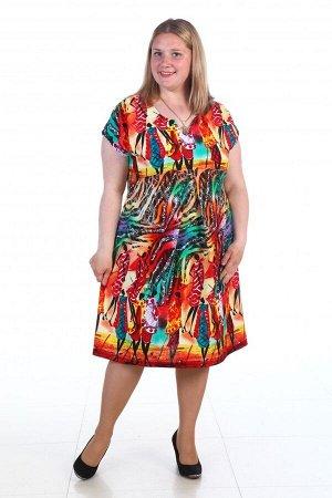 Платье Crazy. Производитель: АстраИвТекс