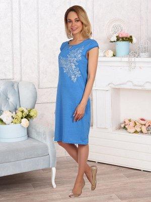 Платье Arina Цвет: Голубой. Производитель: Адель