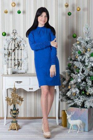 Платье Leann Цвет Васильковый (54)