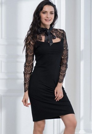 Платье Diva Цвет: Черный. Производитель: Mia-Amore