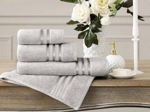Полотенце Аркадия Цвет: Бледно-Серый (40х60 см). Производитель: Togas