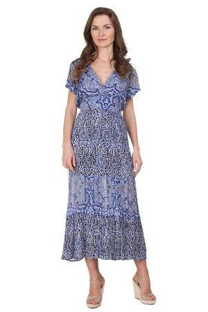 Платье Dacia Цвет: Синий. Производитель: Ганг
