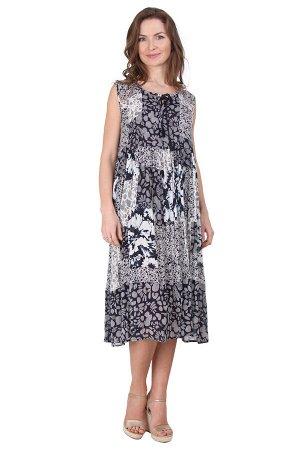 Платье Hera Цвет: Синий, Белый. Производитель: Ганг