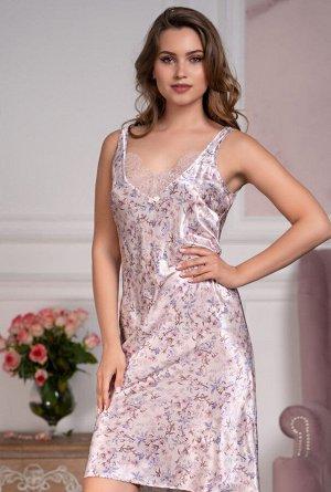 Ночная сорочка Liana Цвет: Жемчужный. Производитель: Mia-Amore
