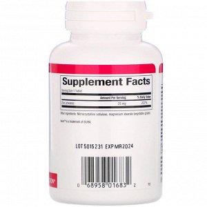 Natural Factors, Хелатный цинк, 25 мг, 90 таблеток