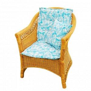 Подушка на стул Palma Цвет: Небесно-Голубой (50х100). Производитель: Kauffort