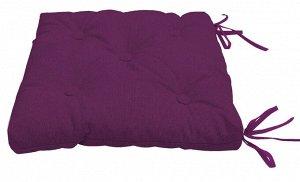 Подушка на стул Нosta Цвет: Бордово-Фиолетовый (40х40). Производитель: Kauffort