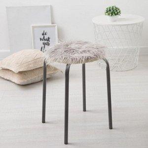 Подушка на стул Uyut Цвет: Бежевый (30х30). Производитель: ЭТЕЛЬ