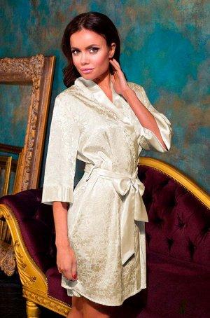 Домашний халат Rain Цвет: Шампань (44-46). Производитель: Mia-Mia