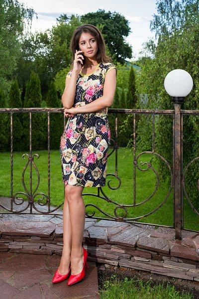 Dizoli. Качественный трикотаж из Иваново. Низкие цены! 👘🔥 — Платья — Летние платья