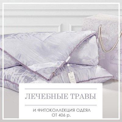 Распродажа!!! Домашний Текстиль для Дома! Новая Коллекция! — Лечебные травы и фитоколлекция От 406 р — Одеяла
