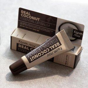 Бальзам для губ с маслом кокоса