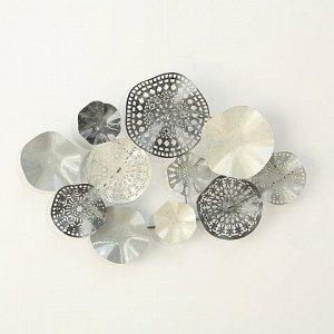 Панно 1004415 Sphere 90*60cm металл