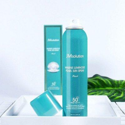 Korea - Shop: профессиональный уход для волос дома — Солнцезащитные кремы — Загар и защита от солнца