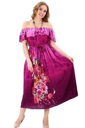 Платье-сарафан артикул 5-029 цвет 736
