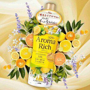 """Кондиционер для белья """"Aroma Rich Belle"""" с богатым ароматом натурал масел 520 мл"""