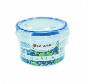 Контейнер пластик 0,30 л круг LK-2000 ВЭД