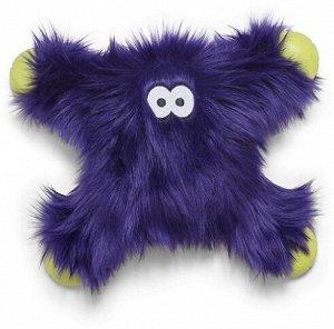 West Paw Zogoflex Rowdies игрушка плюшевая для собак Lincoln 28 см фиолетовая
