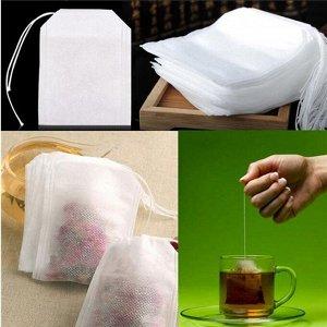 Фильтр-пакеты для заваривания чая 100 штук 9046411