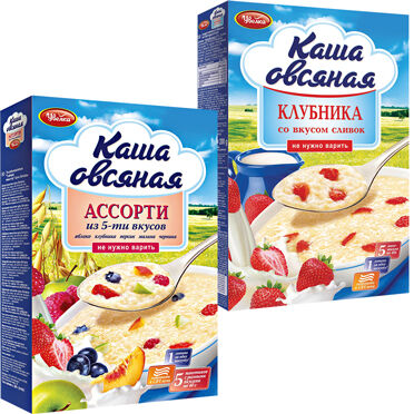 Бакалейный супермаркет 🏪 ☑    — Каша женской красоты!!! быстрая и не очень — Каши, хлопья и сухие завтраки