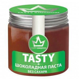 """Шоколадная Паста Tasty """"Без сахара"""""""