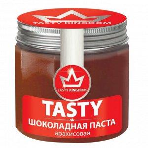 """Шоколадная Паста Tasty """"Шоколадно-арахисовая"""""""