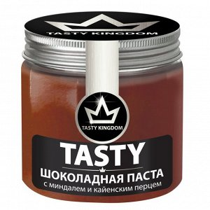 "Шоколадная Паста Tasty ""Шоколадно-перцовая"""