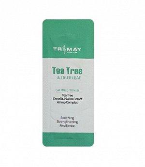 Trimay Успокаивающий тонер с чайным деревом и центеллой (пробник)Tea Tree & Tiger Leaf Calming Toner