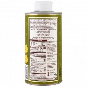 La Tourangelle, Масло из виноградных косточек, отжатое шнековым прессом, 500 мл