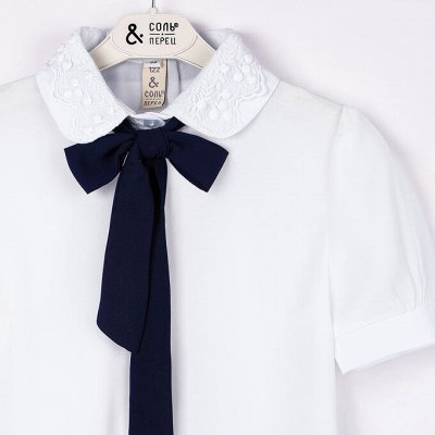 Новый бренд: Школа без рядов/гарантия цвета — ДЕВОЧКИ БЛУЗОЧКИ КОРОТКИЙ РУКАВ — Одежда для девочек