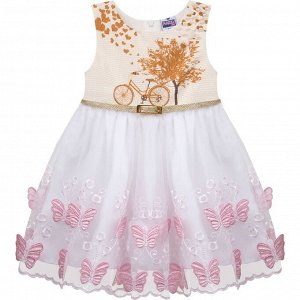 Платье Pakel Бабочка для девочки