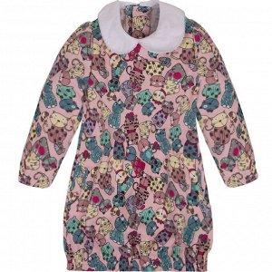 Платье Киба Constance утепленное для девочки