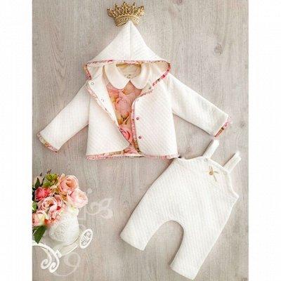 БэбиШик-37. Эксклюзивная красота детям.  — Комплекты одежды для новорожденных — Костюмы и комбинезоны