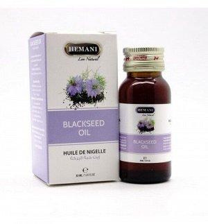 Hemani Black Seed Oil 30ml/ Хемани Масло Черного тмина 30мл