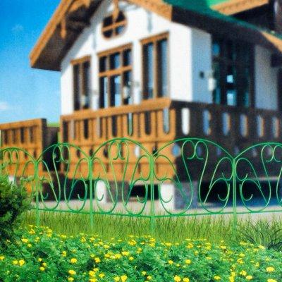 Дорис: для дома, сада и огорода- 35 — Арки, шпалеры, заборчики — Декор и освещение