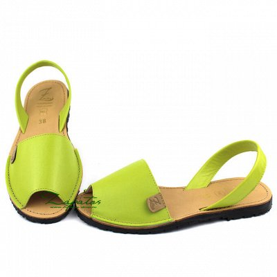 Обувь made in Spain. Удобная и практичная — АБАРКАСЫ - ZAPATOS — Без каблука