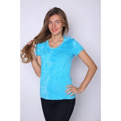 Cotton и Silk - фабрика домашнего текстиля для всей семьи — Женское, Поло, Футболки, майки — Для женщин