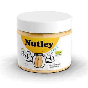 Арахисовая паста Nutley с протеином, 300г