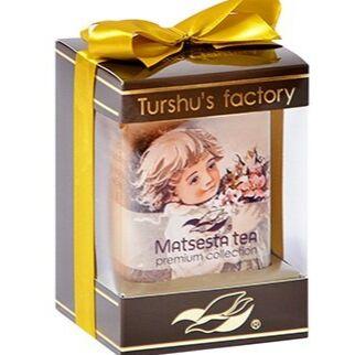 Дары Кавказа* Приправы,Чай, Сладости, Соусы, Орехи, Мёд — Чай Подарочная упаковка* — Чай