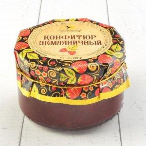 Конфитюр земляничный Русский стиль