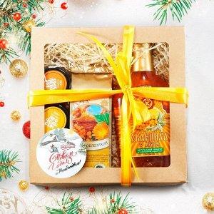 Подарочный набор С Новым годом и Рождеством. Новогодняя ночь №8