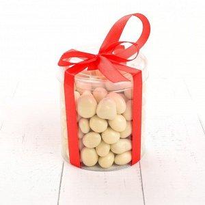Стаканчик Вишня в белой шоколадной глазури 350 гр.